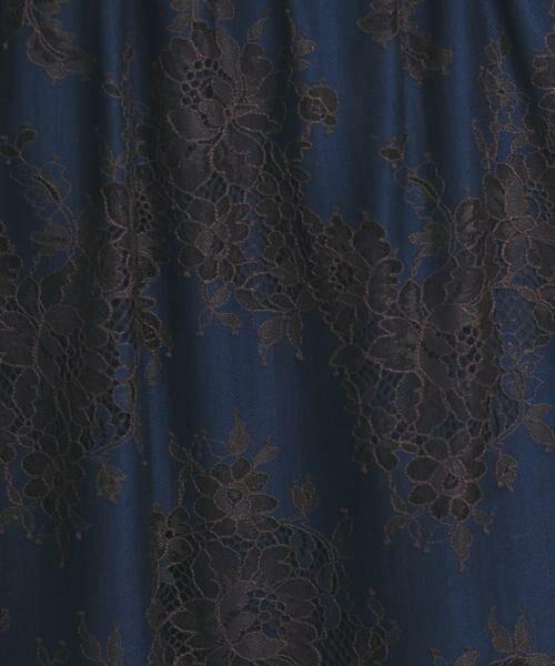 UNITED ARROWS / ユナイテッドアローズ ロング・マキシ丈スカート | <SACRA(サクラ)> インセット レース スカート | 詳細9