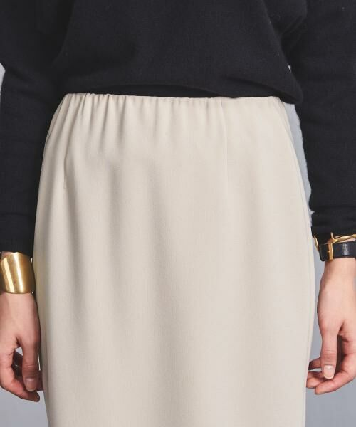 UNITED ARROWS / ユナイテッドアローズ ミニ・ひざ丈スカート | UBCB シンプル タイトスカート | 詳細8