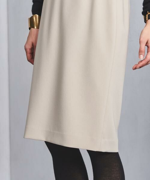 UNITED ARROWS / ユナイテッドアローズ ミニ・ひざ丈スカート | UBCB シンプル タイトスカート | 詳細10