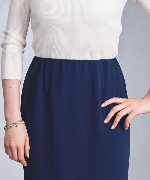 UNITED ARROWS / ユナイテッドアローズ ミニ・ひざ丈スカート | UBCB シンプル タイトスカート | 詳細19