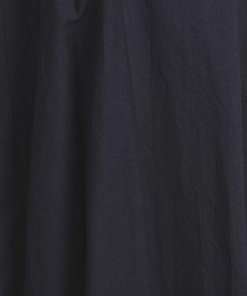 UNITED ARROWS / ユナイテッドアローズ ロング・マキシ丈ワンピース | □UWSC コットン Vネック マキシワンピース† | 詳細9