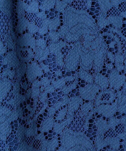 UNITED ARROWS / ユナイテッドアローズ ミニ・ひざ丈スカート | ○UBCS コードレース タイトスカート 18FW | 詳細9