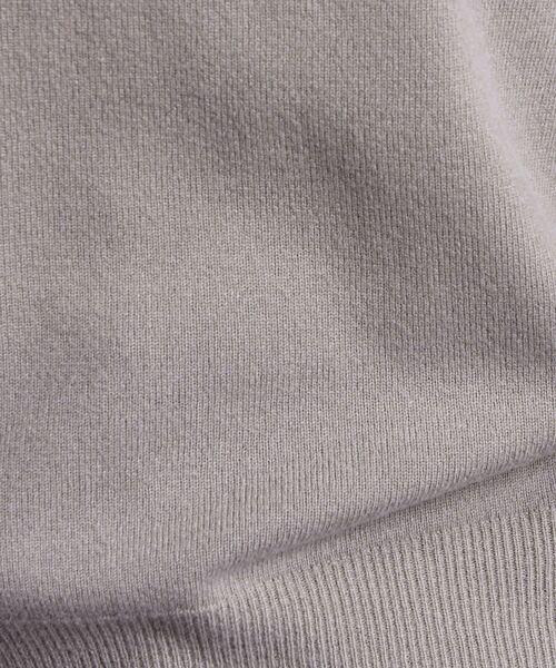 UNITED ARROWS / ユナイテッドアローズ ニット・セーター | UBCB パフスリーブ ニット† | 詳細11
