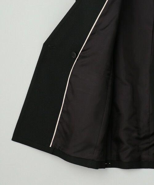 UNITED ARROWS / ユナイテッドアローズ ノーカラージャケット | UBCB ノーカラー 2ボタン ジャケット | 詳細1