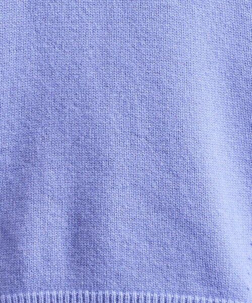 UNITED ARROWS / ユナイテッドアローズ ニット・セーター | 【WEB限定】UWSC バイアス タートルネック ニット 19AW† | 詳細22