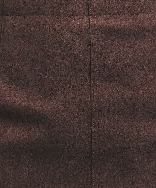 UNITED ARROWS / ユナイテッドアローズ ロング・マキシ丈スカート | UWCS フェイクスエード タイトスカート† | 詳細14
