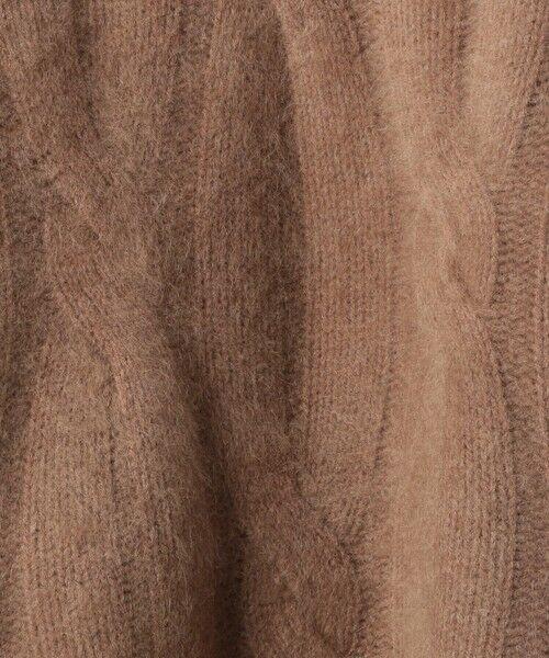 UNITED ARROWS / ユナイテッドアローズ ニット・セーター | 【WEB限定】UWSC ケーブルニット | 詳細19