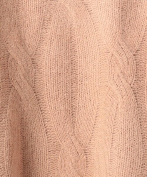 UNITED ARROWS / ユナイテッドアローズ ニット・セーター | 【WEB限定】UWSC ケーブルニット | 詳細23