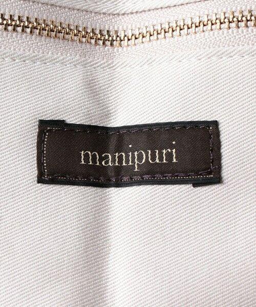 UNITED ARROWS / ユナイテッドアローズ トートバッグ | <manipuri(マニプリ)>プリント コンビ トートバッグ | 詳細13