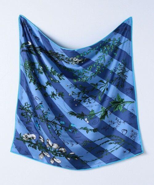 UNITED ARROWS / ユナイテッドアローズ バンダナ・スカーフ | <manipuri(マニプリ)>シルク スカーフ 20SS 1 | 詳細11