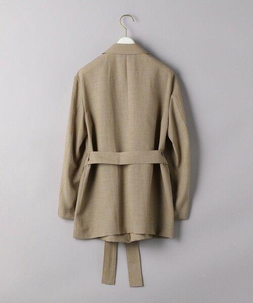 UNITED ARROWS / ユナイテッドアローズ テーラードジャケット | UBCB シャンブレー ベルテッドジャケット | 詳細19