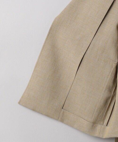 UNITED ARROWS / ユナイテッドアローズ テーラードジャケット | UBCB シャンブレー ベルテッドジャケット | 詳細20