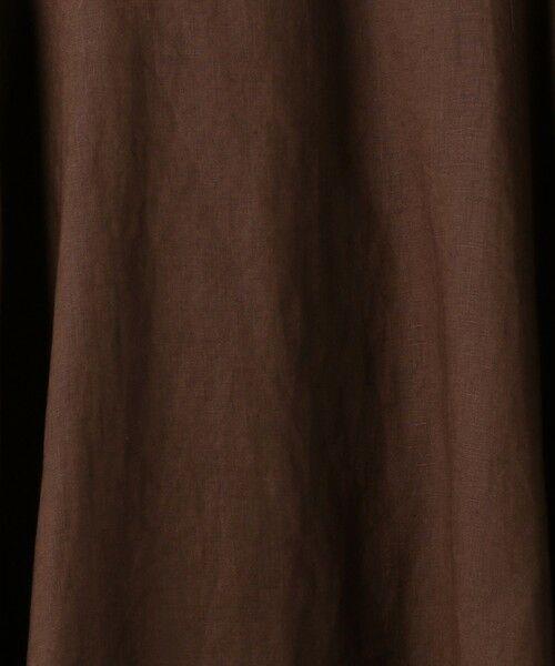 UNITED ARROWS / ユナイテッドアローズ ロング・マキシ丈スカート | UWCS リネン マキシスカート | 詳細19