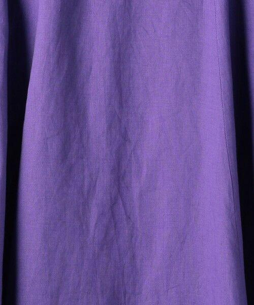 UNITED ARROWS / ユナイテッドアローズ ロング・マキシ丈スカート   UWCS リネン マキシスカート   詳細25