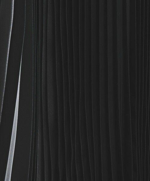 UNITED ARROWS / ユナイテッドアローズ ロング・マキシ丈スカート | UWFM P GLITTER プリーツスカート† | 詳細15