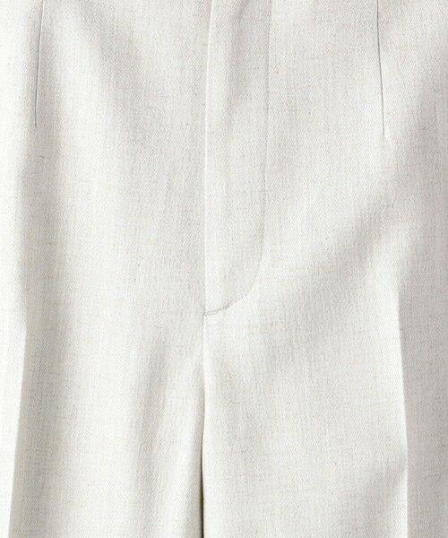 UNITED ARROWS / ユナイテッドアローズ スラックス・ドレスパンツ   UBC ツイル ストレートパンツ   詳細3