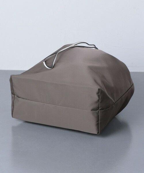 UNITED ARROWS / ユナイテッドアローズ トートバッグ | 【一部別注】<ORSETTO(オルセット)>NY/LTH ドローストリング バッグ | 詳細13