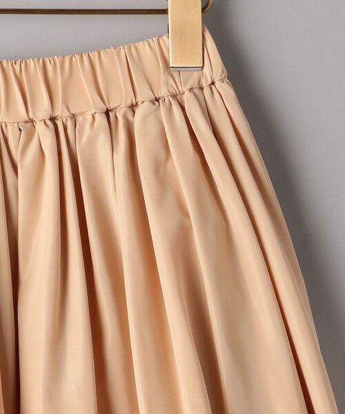 UNITED ARROWS / ユナイテッドアローズ ロング・マキシ丈スカート | UWFM タフタ ギャザー スカート 2 | 詳細14