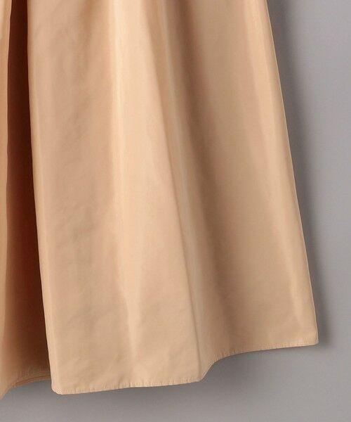 UNITED ARROWS / ユナイテッドアローズ ロング・マキシ丈スカート | UWFM タフタ ギャザー スカート 2 | 詳細15