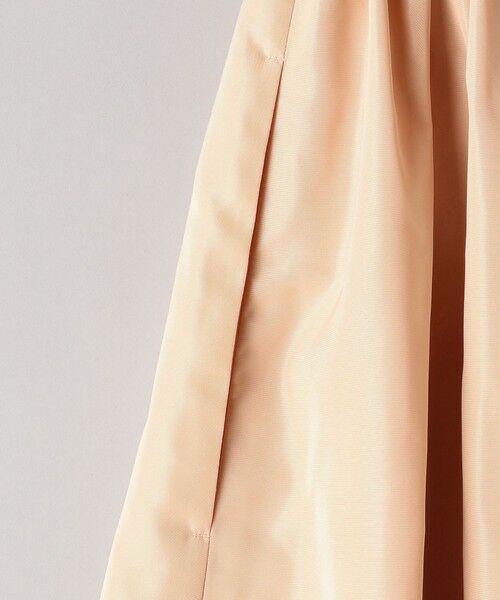 UNITED ARROWS / ユナイテッドアローズ ロング・マキシ丈スカート | UWFM タフタ ギャザー スカート 2 | 詳細16
