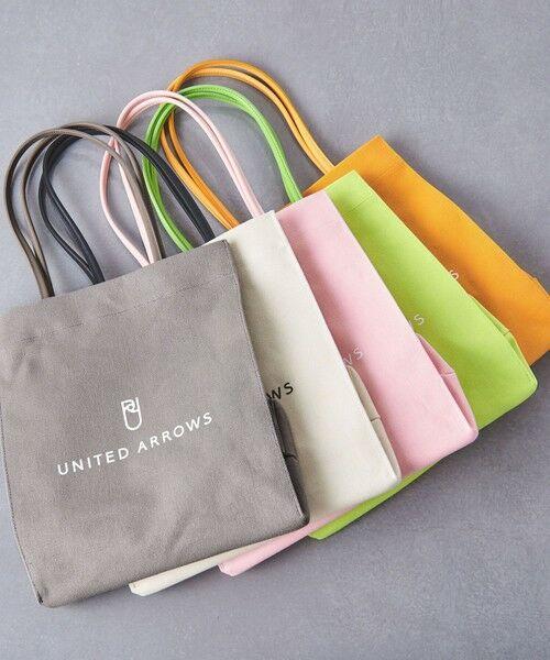 UNITED ARROWS / ユナイテッドアローズ トートバッグ | UWSC ロゴ トートバッグ † | 詳細10