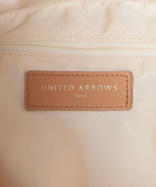 UNITED ARROWS / ユナイテッドアローズ トートバッグ   UWFM コード ラウンド トートバッグ   詳細11