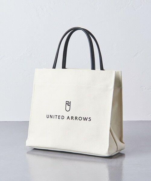 UNITED ARROWS / ユナイテッドアローズ トートバッグ | UWSC ロゴ ミニ トートバッグ † | 詳細1