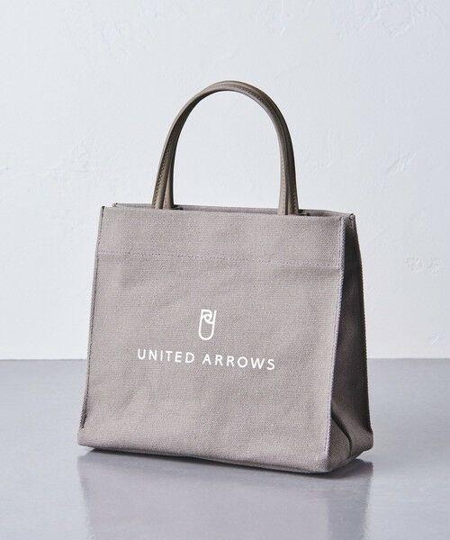 UNITED ARROWS / ユナイテッドアローズ トートバッグ | UWSC ロゴ ミニ トートバッグ † | 詳細6