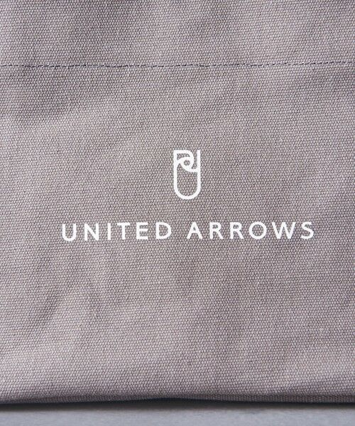 UNITED ARROWS / ユナイテッドアローズ トートバッグ | UWSC ロゴ ミニ トートバッグ † | 詳細12