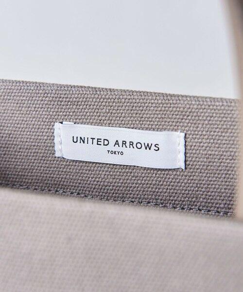 UNITED ARROWS / ユナイテッドアローズ トートバッグ | UWSC ロゴ ミニ トートバッグ † | 詳細13