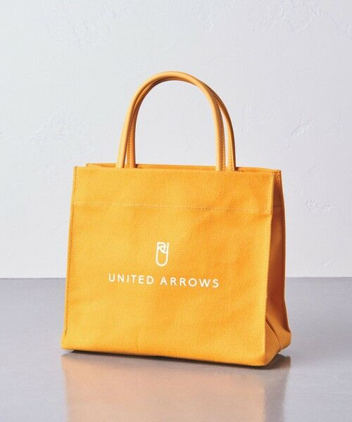 UNITED ARROWS / ユナイテッドアローズ トートバッグ | UWSC ロゴ ミニ トートバッグ † | 詳細19