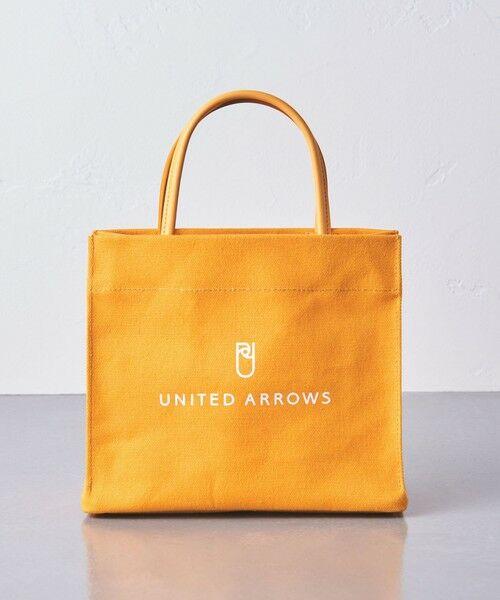 UNITED ARROWS / ユナイテッドアローズ トートバッグ | UWSC ロゴ ミニ トートバッグ †(ORANGE)