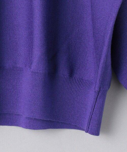 UNITED ARROWS / ユナイテッドアローズ ニット・セーター | <UNITED ARROWS>W SMT ドルマンスリーブ ニット B | 詳細18