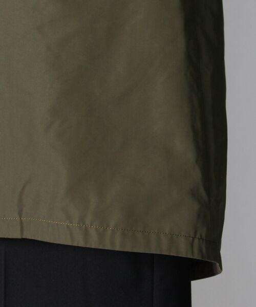 UNTITLED / アンタイトル ミリタリージャケット・コート | オリオンタフタ モッズコート | 詳細7