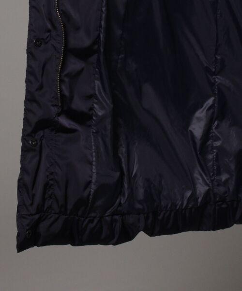 UNTITLED / アンタイトル ダウンジャケット・ベスト | POLISH WHITE DUCKダウンコート | 詳細8