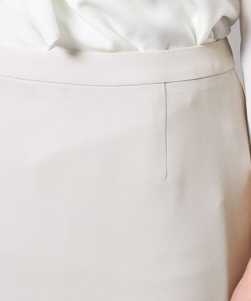 UNTITLED / アンタイトル セットアップ | 【洗える】【抗菌防臭】ドレッサーネオクロス タイトスカート | 詳細5