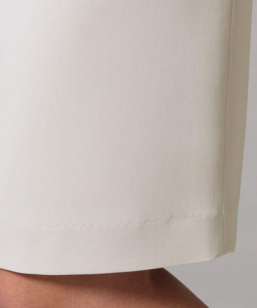UNTITLED / アンタイトル セットアップ | 【洗える】【抗菌防臭】ドレッサーネオクロス タイトスカート | 詳細6