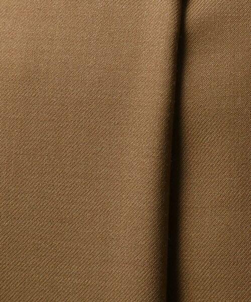 UNTITLED / アンタイトル ミニ・ひざ丈スカート | ツイルタックフレアスカート | 詳細7