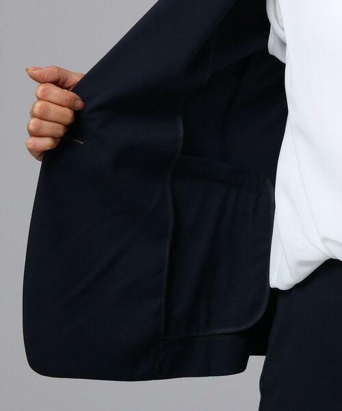 UNTITLED / アンタイトル テーラードジャケット | 【洗える】ドレッサーリオペルライトクロステーラードジャケット | 詳細7