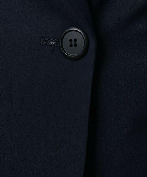 UNTITLED / アンタイトル テーラードジャケット | 【洗える】ドレッサーリオペルライトクロステーラードジャケット | 詳細8