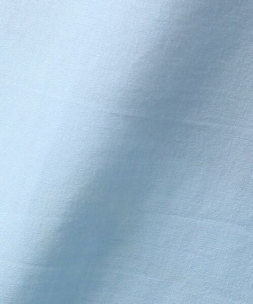 UNTITLED / アンタイトル シャツ・ブラウス | [L]肩ボタンスヴィンコットンシャツ | 詳細8