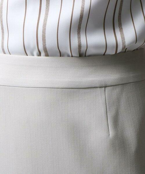 UNTITLED / アンタイトル セットアップ | [L]ミントソリビア ストライプスカート | 詳細5