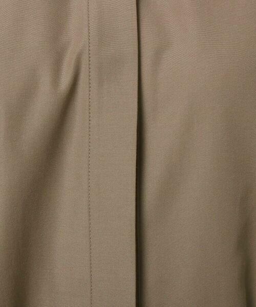 UNTITLED / アンタイトル シャツ・ブラウス | [L]【洗える】ライトタンブラークロスシャツジャケット | 詳細1