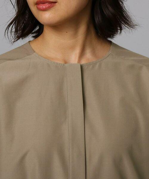 UNTITLED / アンタイトル シャツ・ブラウス | [L]【洗える】ライトタンブラークロスシャツジャケット | 詳細8