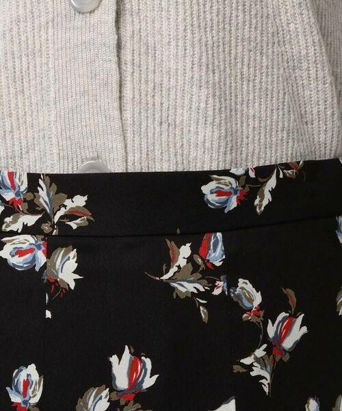 UNTITLED / アンタイトル ロング・マキシ丈スカート | 【洗える】マーメイドフラワープリントスカート | 詳細11