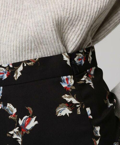 UNTITLED / アンタイトル ロング・マキシ丈スカート | 【洗える】マーメイドフラワープリントスカート | 詳細12
