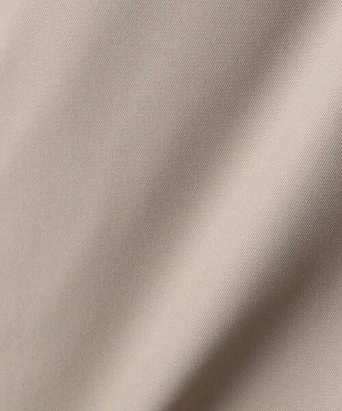 UNTITLED / アンタイトル ブルゾン   【洗える・撥水】インナーダウン付きフーデットジャケット   詳細12