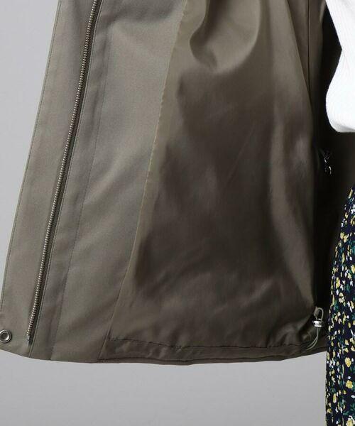 UNTITLED / アンタイトル ブルゾン | 【洗える・撥水】ショートフーデットジャケット | 詳細12