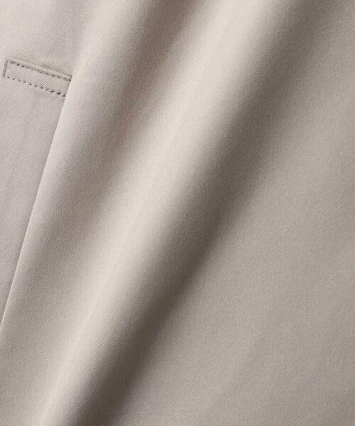 UNTITLED / アンタイトル ブルゾン | 【洗える・撥水】ショートフーデットジャケット | 詳細14