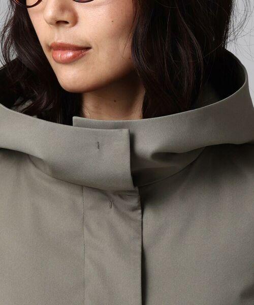 UNTITLED / アンタイトル ブルゾン | 【洗える・撥水】ショートフーデットジャケット | 詳細9